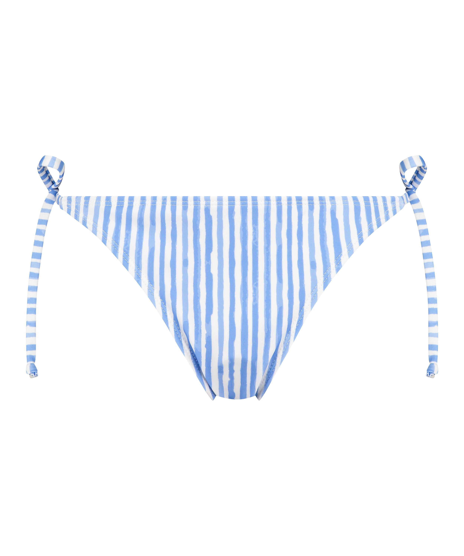 Julia stringbikinitrosa, blå, main