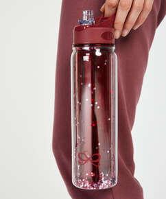 Vattenflaska, röd