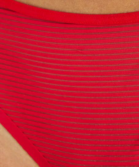 Invisible string basic, röd