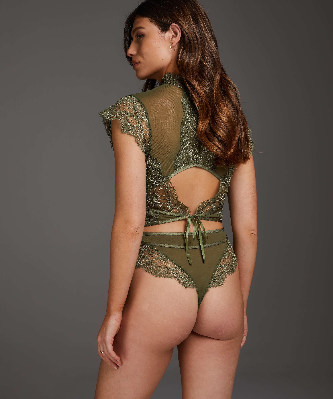 Amelia Body, grön, main
