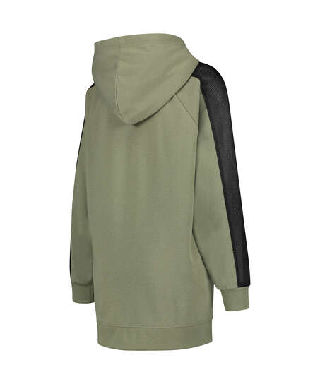 HKMX sweater, grön