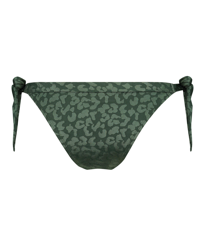 Tonal Leo brazilian-bikiniunderdel, grön, main