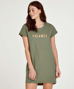 Dreamer nattskjorta, grön