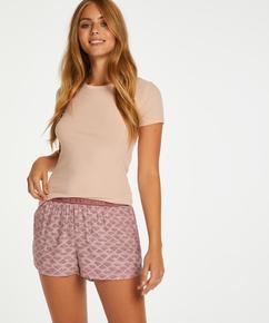 Pyjamasshorts, Rosa