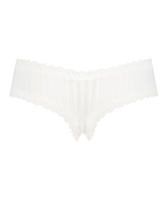 Brazilian-trosa V-shape mesh, Vit, main