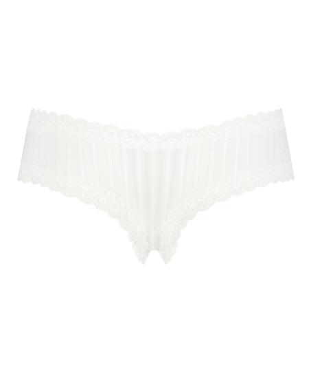 Brazilian-trosa V-shape mesh, Vit