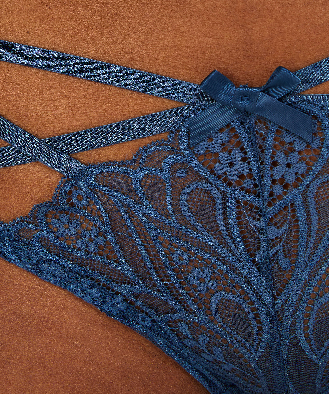 Frederica brazilian-trosa, blå, main