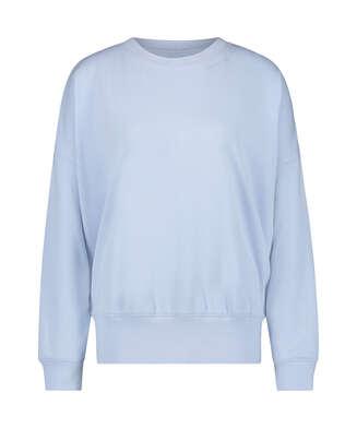 Snuggle Me tröja, blå