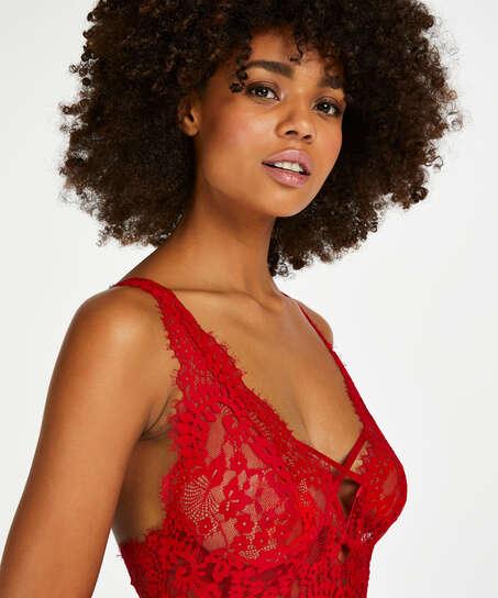 Alanis body, röd