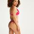 Luxe push-up bikini-överdel Storlek A - E, Rosa