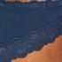 Brazilian-trosa i bomull, blå