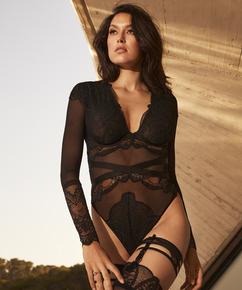 Body Lana Rebecca Mir, Svart
