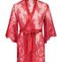Kimono Lace Isabelle, röd