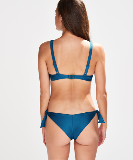 Brazilian-bikinitrosa Sunset Dream, blå