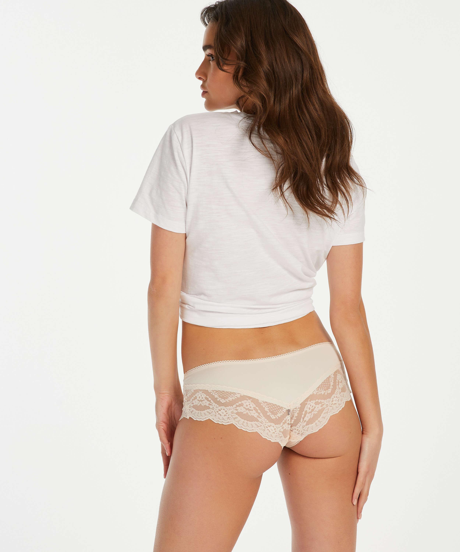 Lacey brazilian-short, Rosa, main