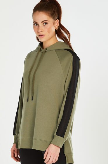 Hunkemöller HKMX sweater grön
