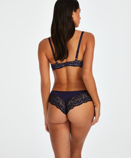Rose brazilian-trosa, blå