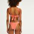 Maya triangel-bikiniöverdel, Rosa