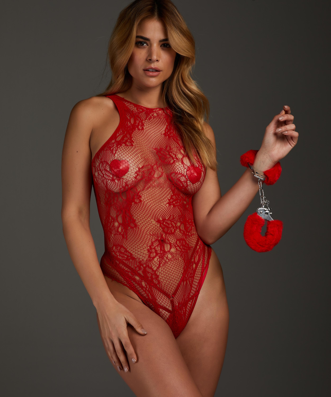 Private body, röd, main