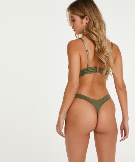 Stringtrosa Rose, grön