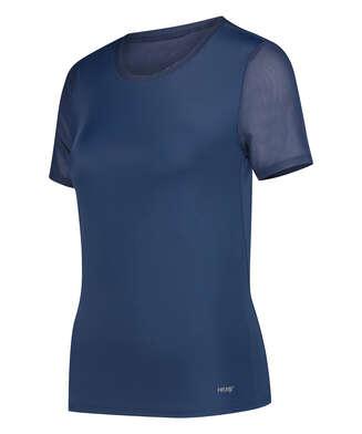 Träningstopp HKMX Shirt Open Rug, blå