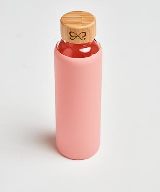 Glasvattenflaska, Rosa