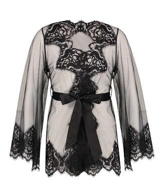 Kimono Verity, Svart