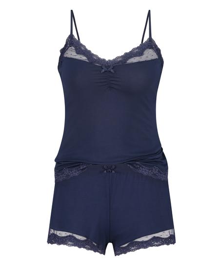 Pyjamasset, blå