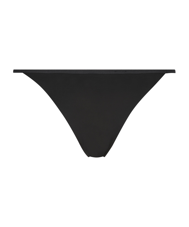 Stringtrosa Invisible T-string Micro, Svart, main