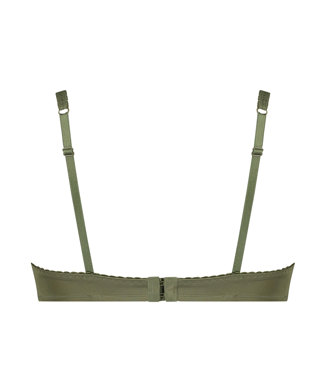 Formpressad bygel-bh Marion, grön, main