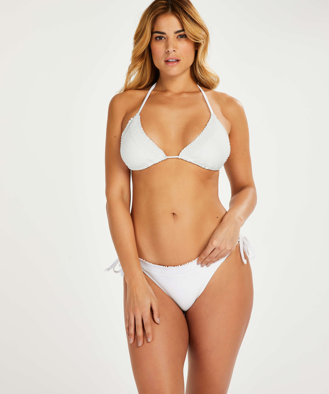 Remi Stitch Rio bikini-nederdel, Vit, main