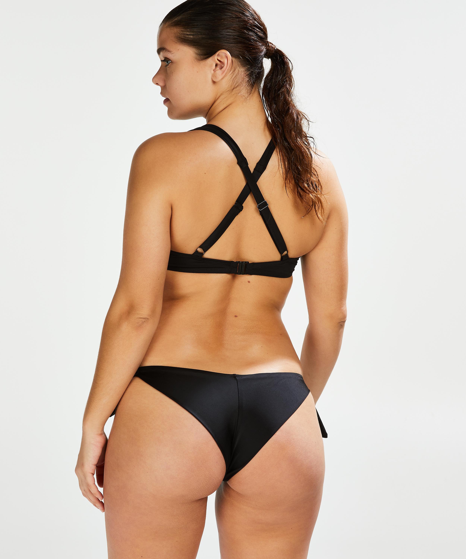 Brazilian-bikinitrosa Sunset Dream, Svart, main