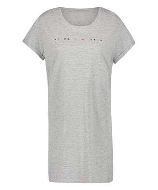 Siesta nattskjorta, Grå