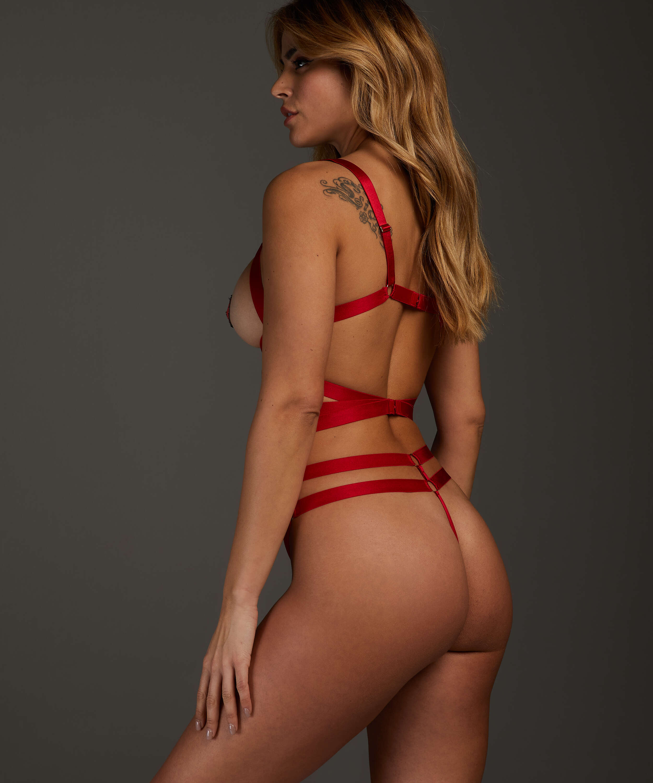 Private Jesse body, röd, main