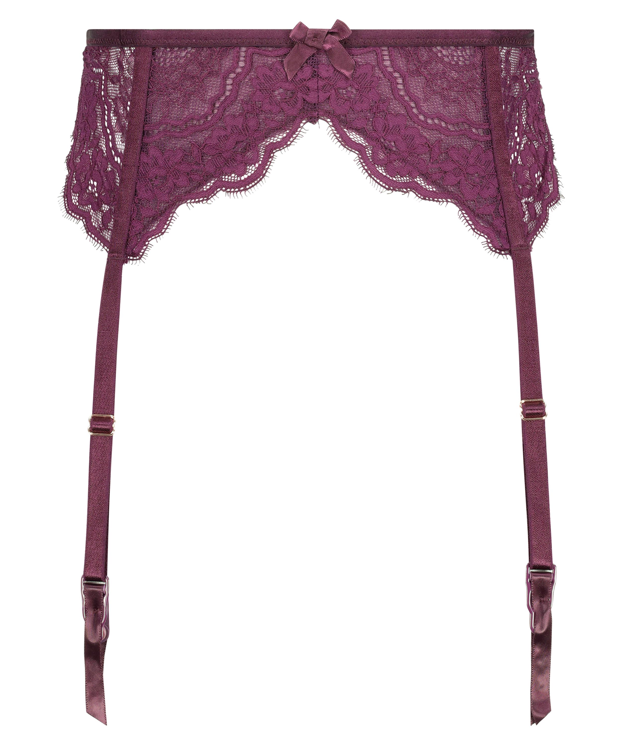 Melissa strumebandshållare, Lila, main