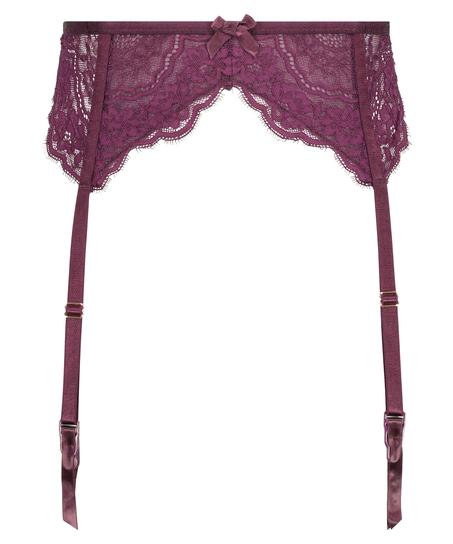 Melissa strumebandshållare, Lila