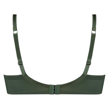 Icke-formpressad bygel-bh Sophie, grön