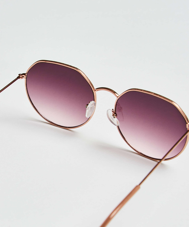 Solglasögon, Rosa, main