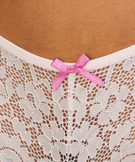 Mia Brazilian-shorts, Rosa