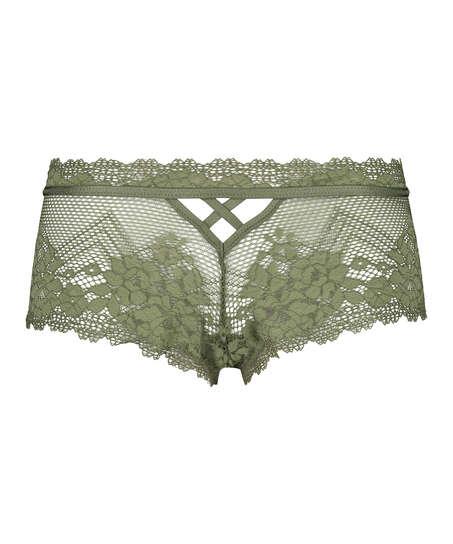 Berta boxershorts, grön