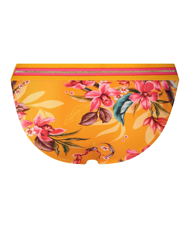 Orchid Rio bikini-nederdel, Gul, main