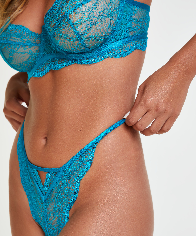 Isabelle brazilian-trosa, grön, main