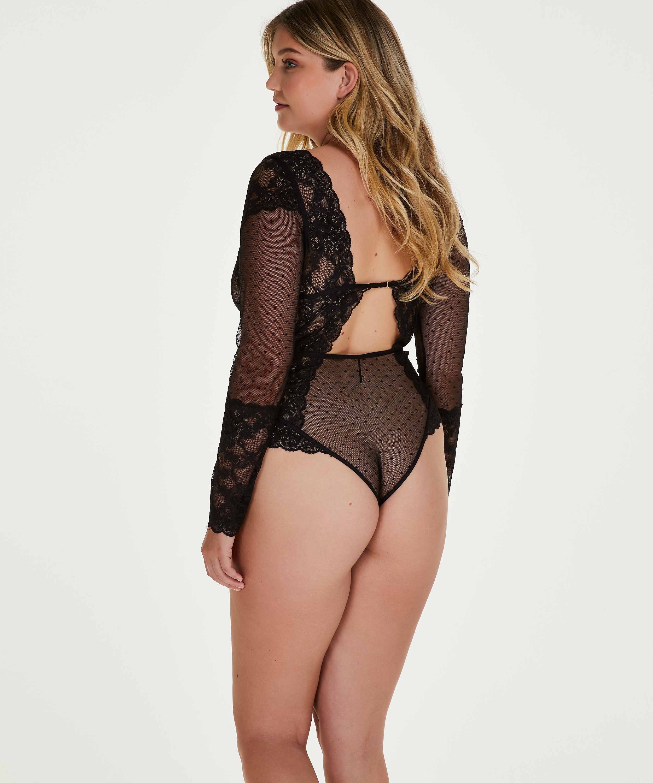 Elizabeth body, Svart, main