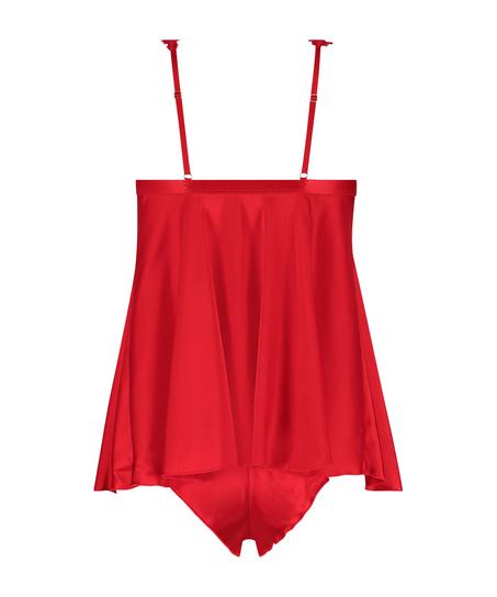 Mariah linneset, röd