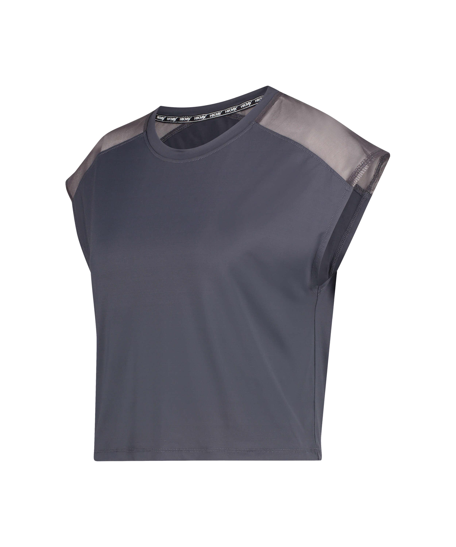 HKMX sport t-shirt Joya, Grå, main