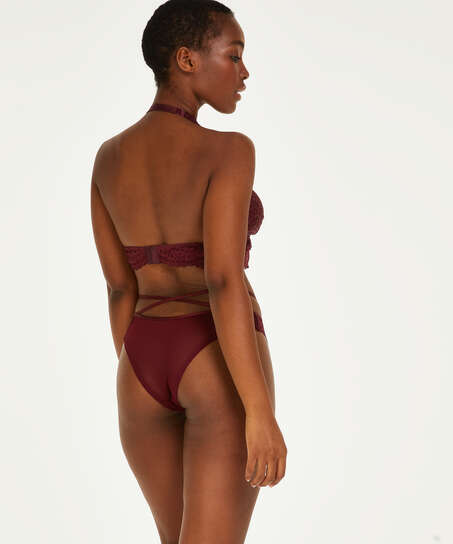 Isabelle brazilian-trosa, röd