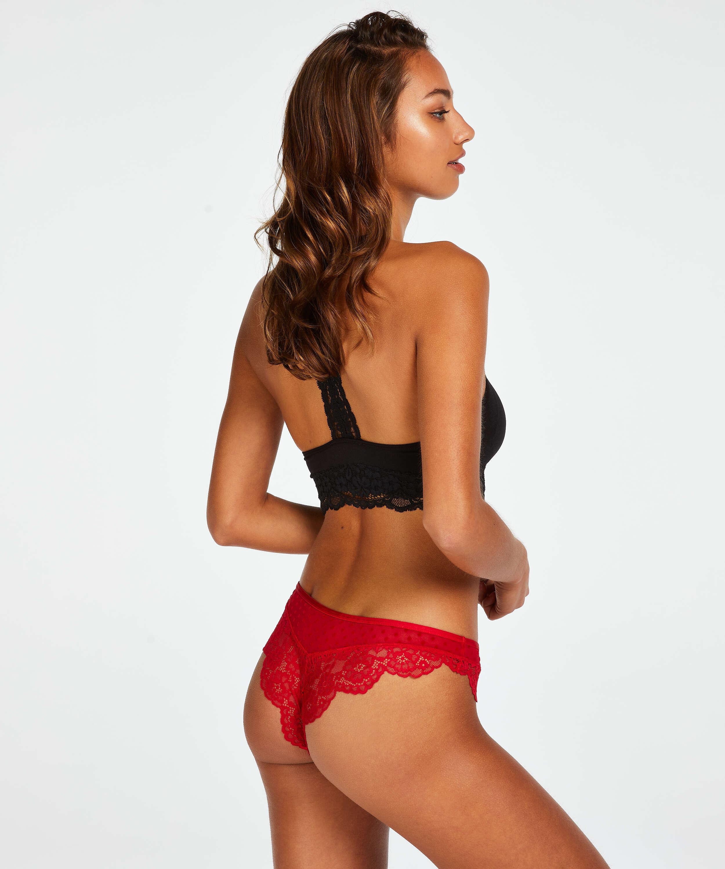 Chrissy Brazilian, röd, main