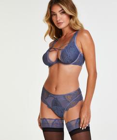 Philomena icke-formpressad bygel-bh Rebecca Mir, blå