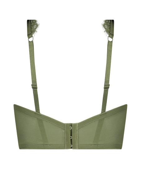 Icke-formpressad bygel-bh Marilee, grön