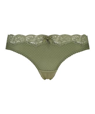 Marion stringtrosa, grön